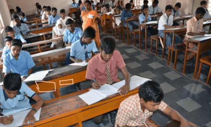 Amid Covid fears SSLC exams began in Karnataka today