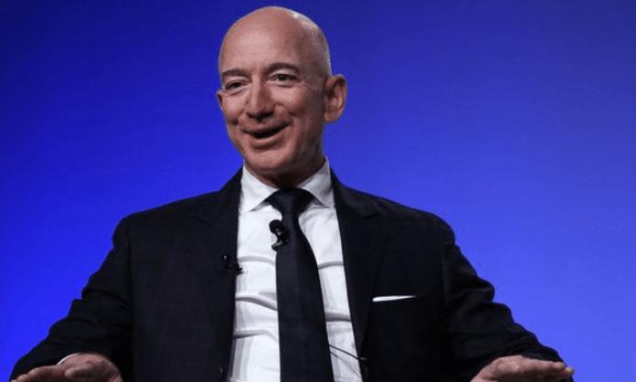 Jeff Bezos to fly 'beyond Karman line' on Tuesday