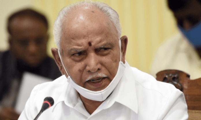 BJP divided over Yediyurappa's state tour plan
