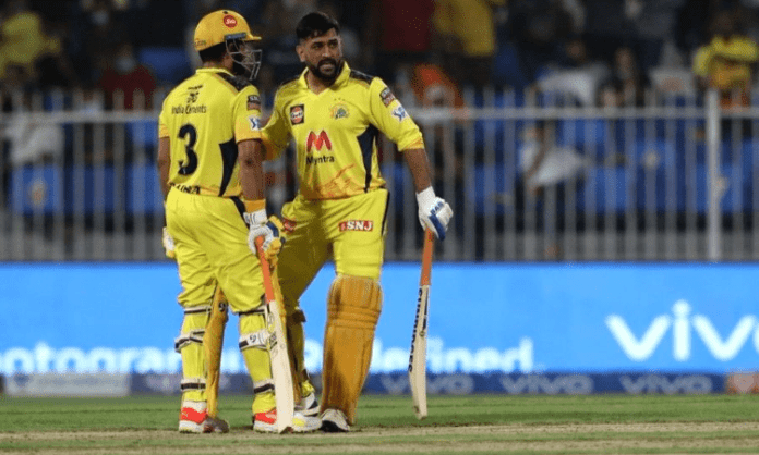 CSK beat RCB, back on top of the table