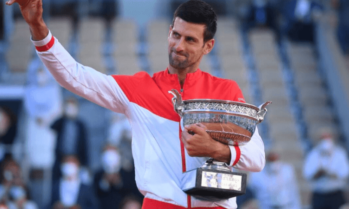 Djokovic overcomes Danish challenge to enter US Open second round
