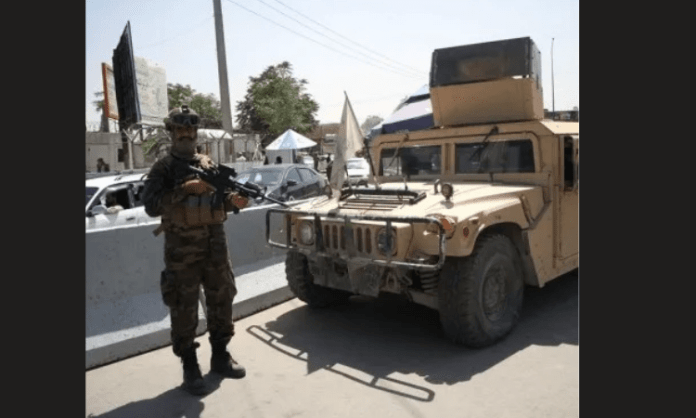 Uniformed police to be stationed in Kabul