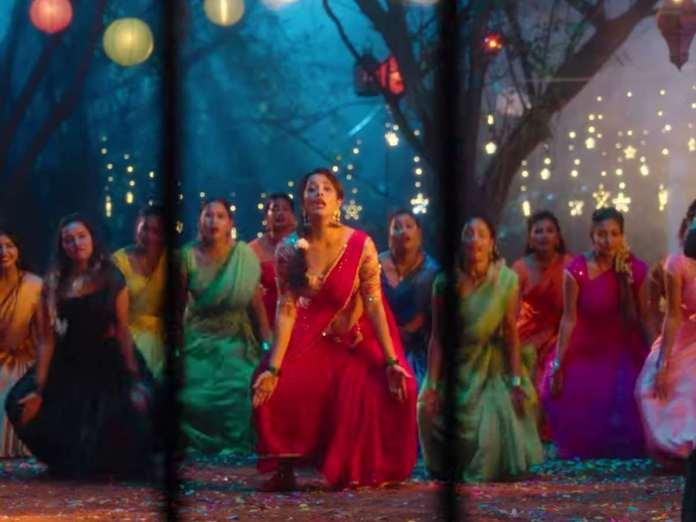 A glimpse of Anasuya as an item girl | Telugu Cinema