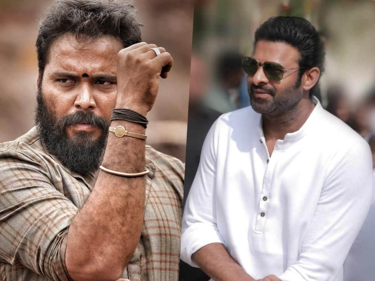 Madhu Guruswamy as a villain in Prabhas's Salaar - Telugu Cinema