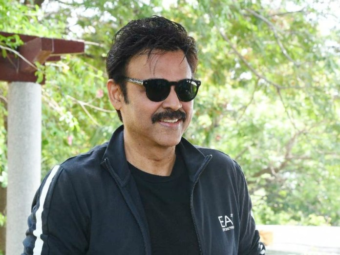 """Venkatesh: """"Narappa is the most challenging role in my career"""""""