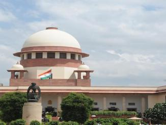 The Supreme Court of India in New Delhi on Sept 1, 2014. The government Monday told the Supreme Court that they stood by its verdict holding allocation of coal blocks since 1993 as illegal, and was ready to auction these blocks if they are cancelled but sought exceptions for some mines which were operational.. (Photo: IANS)