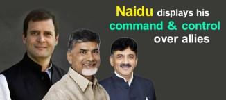 Nara Chandrababu naidu Rahul Gandhi Telugu News