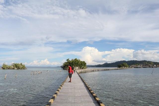 Pulau Kadoda dan Pulau Papan
