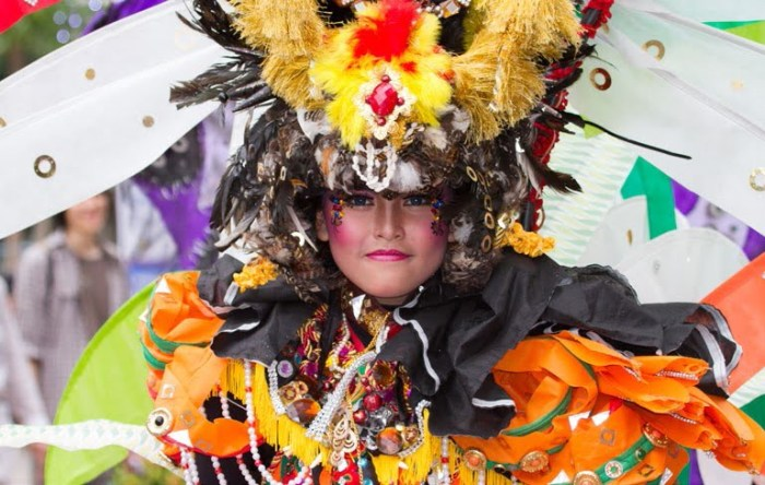Festival di Bulan Agustus Jember Fashion Carnival