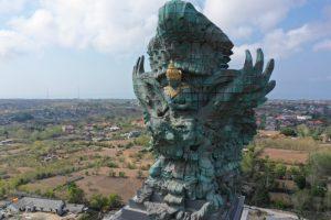 Patung Garuda Wisnu Kencana yang Baru