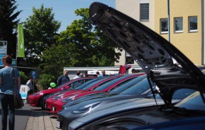 Kommen 600 E-Fahrzeuge nach Hilden?