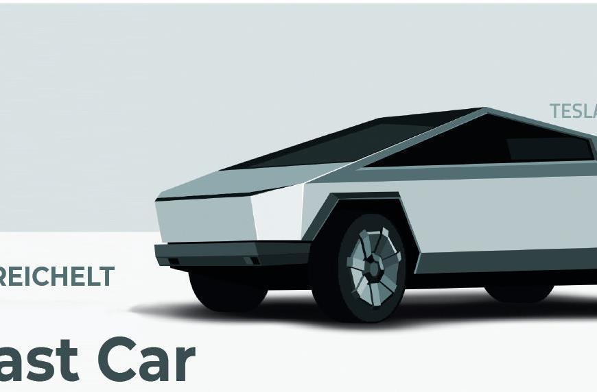 Das letzte Auto: Cybertruck