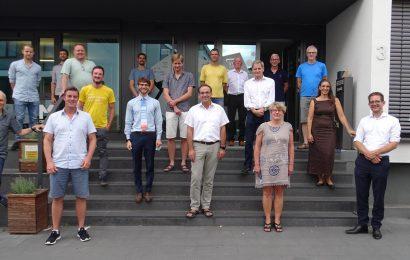 Dachgenossenschaft  für E-Carsharing in Bürgerhand gegründet