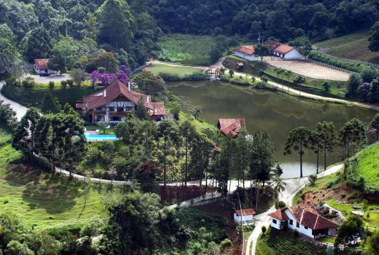Hotel Rosa dos Ventos, sustentabilidade no Parque Estadual dos Três Picos