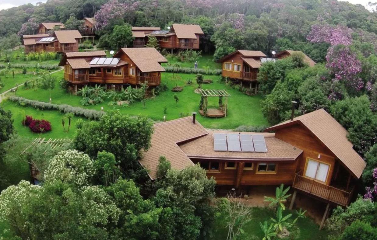 SPaventura Eco Resort susntetabilidade no interior de São Paulo
