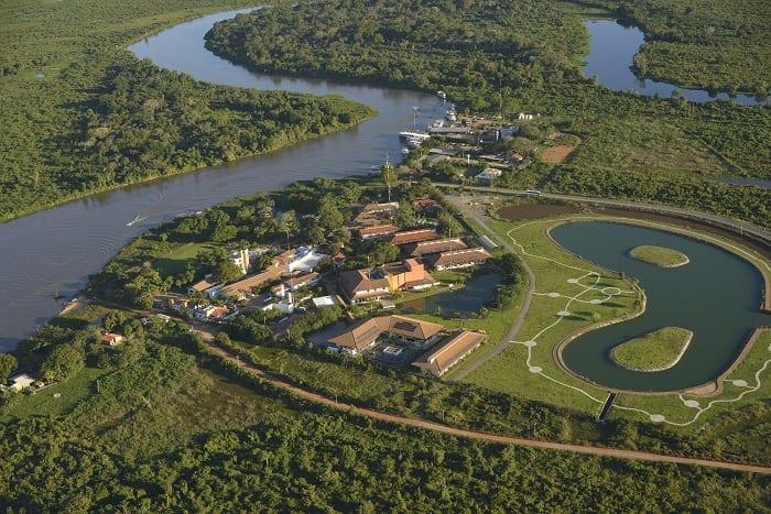 Hotel Sustentável no Pantanal
