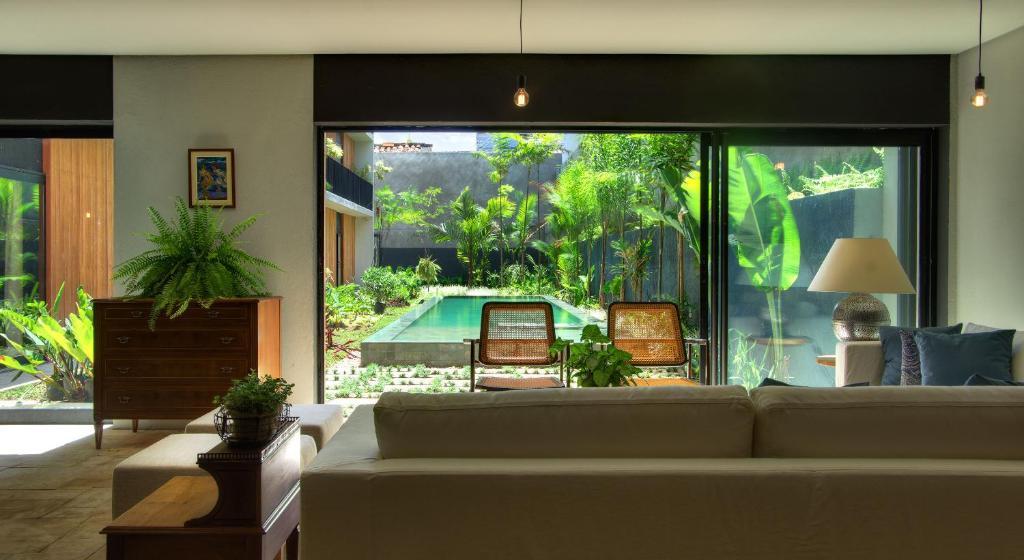 sofisticação e requinte no Hotel Villa Amazônia