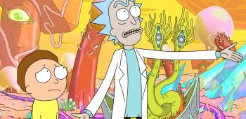 rick and morty netflix abril