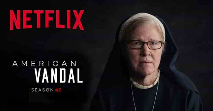 american vandal segunda temporada netflix