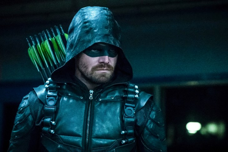 arrow sexta temporada netflix
