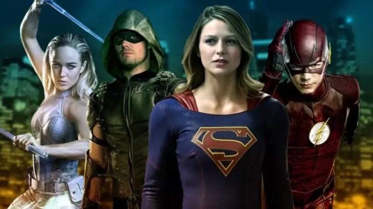 Arrow, Legends of Tomorrow e Supergirl