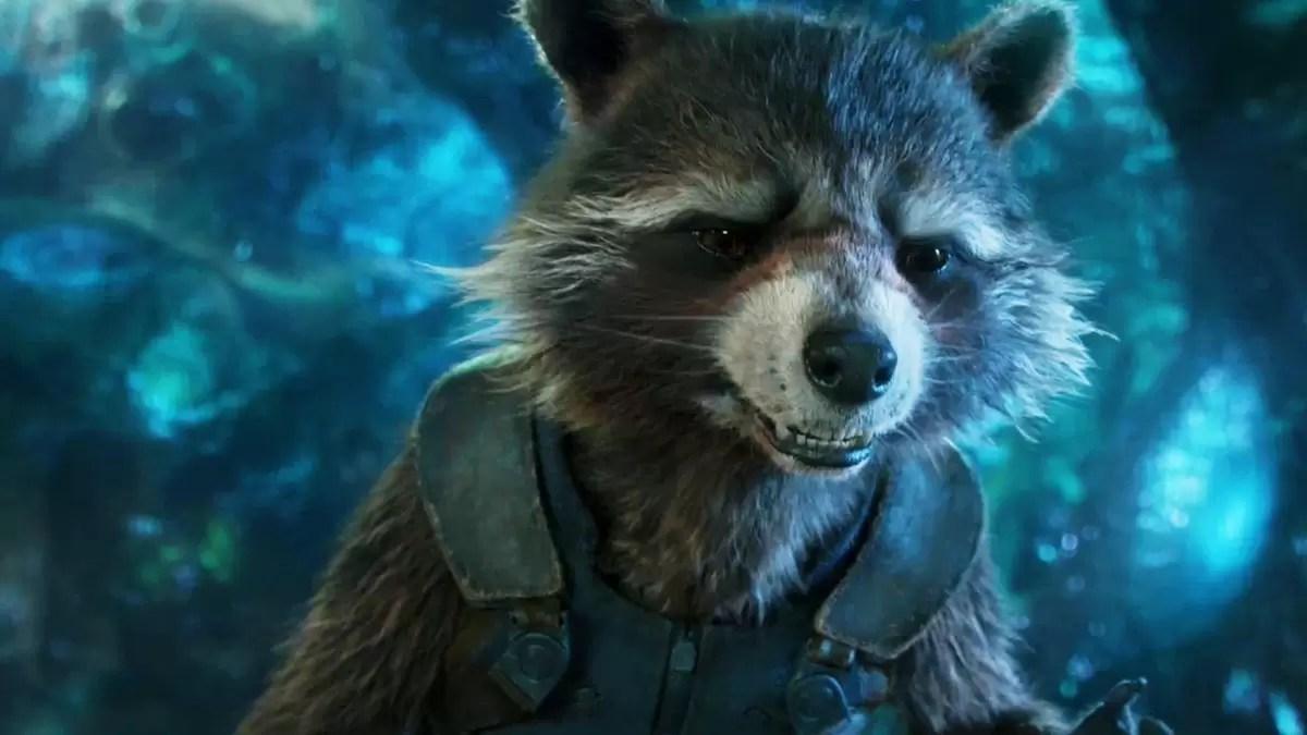 Resultado de imagem para rocket raccoon