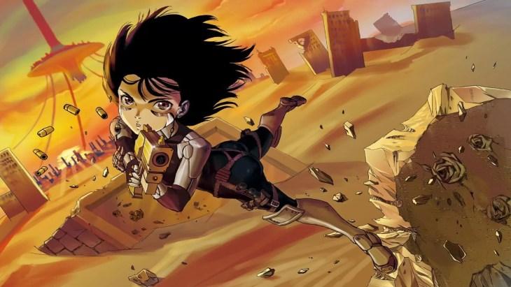 Alita- Anjo de Combate mangá