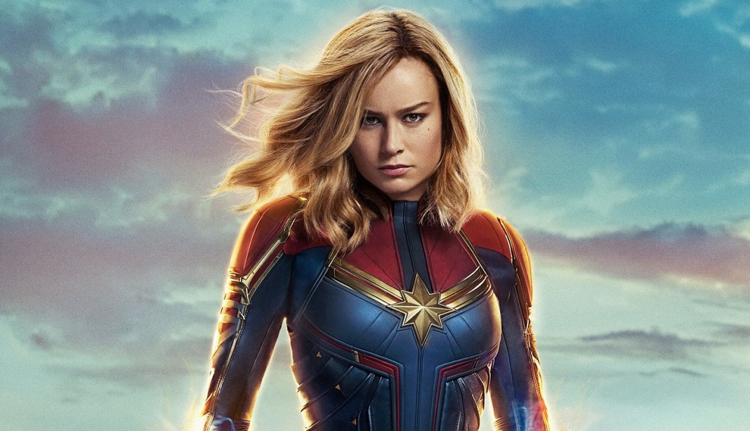 Capitã Marvel bilheteria