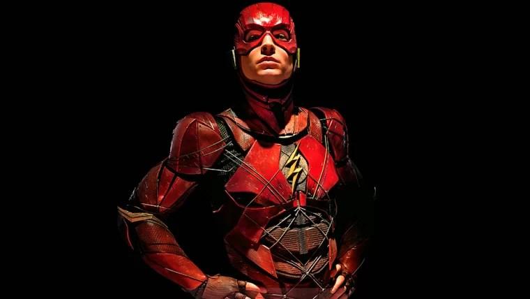 erza miller the flash