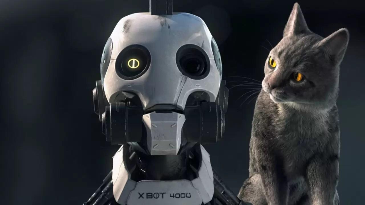 Resultado de imagem para love death robots