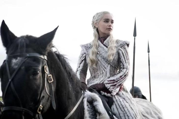 Daenerys Targaryen game of thrones oitava tmeporada