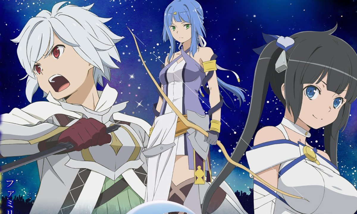 Danmachi - Arrow of Orion