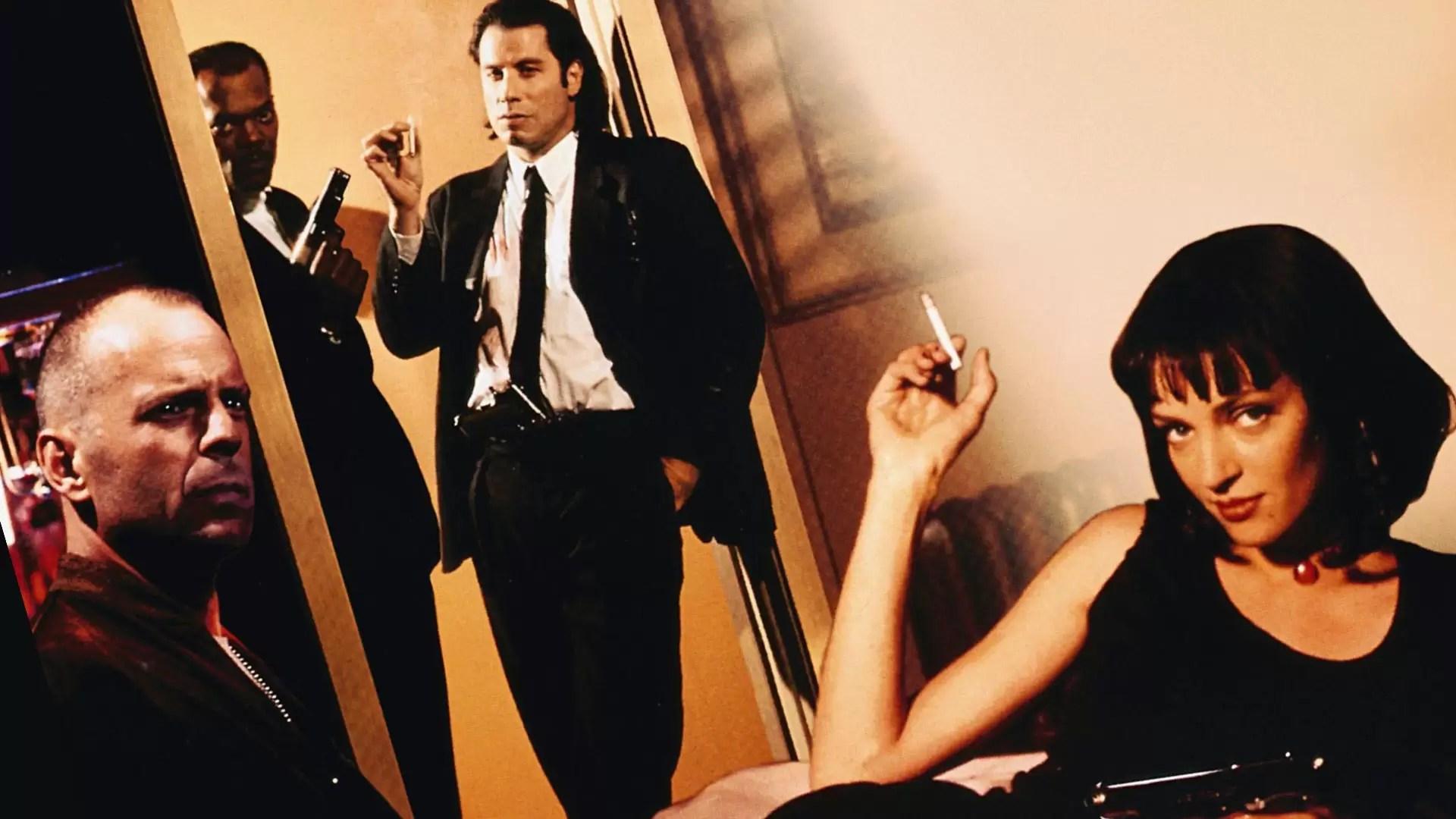 Resultado de imagem para Pulp Fiction: Tempo de Violência