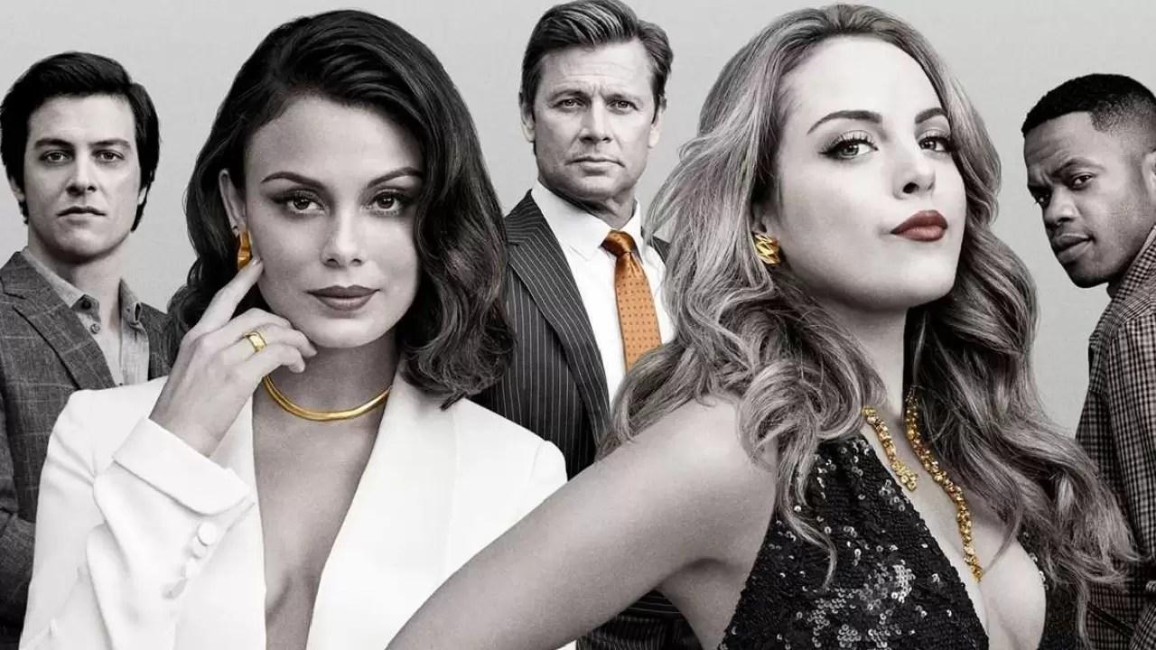 Terceira temporada de Dinastia chegou neste sábado na Netflix ...