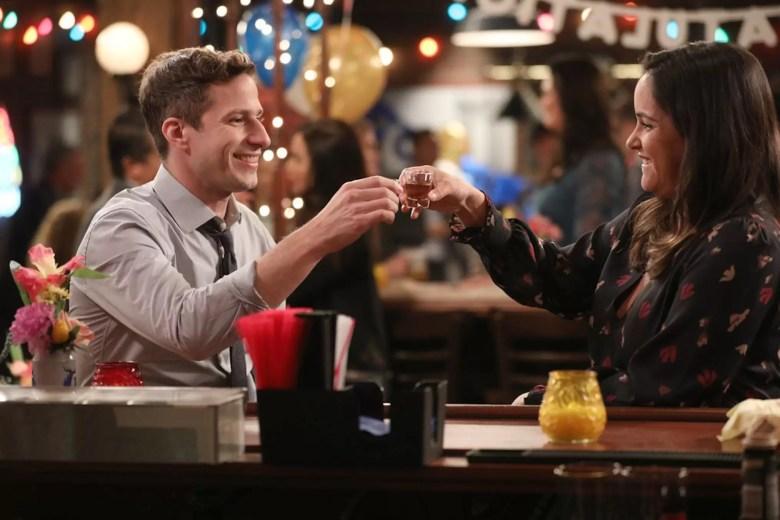 Brooklyn Nine-Nine - Season 7   Tem Alguém Assistindo?