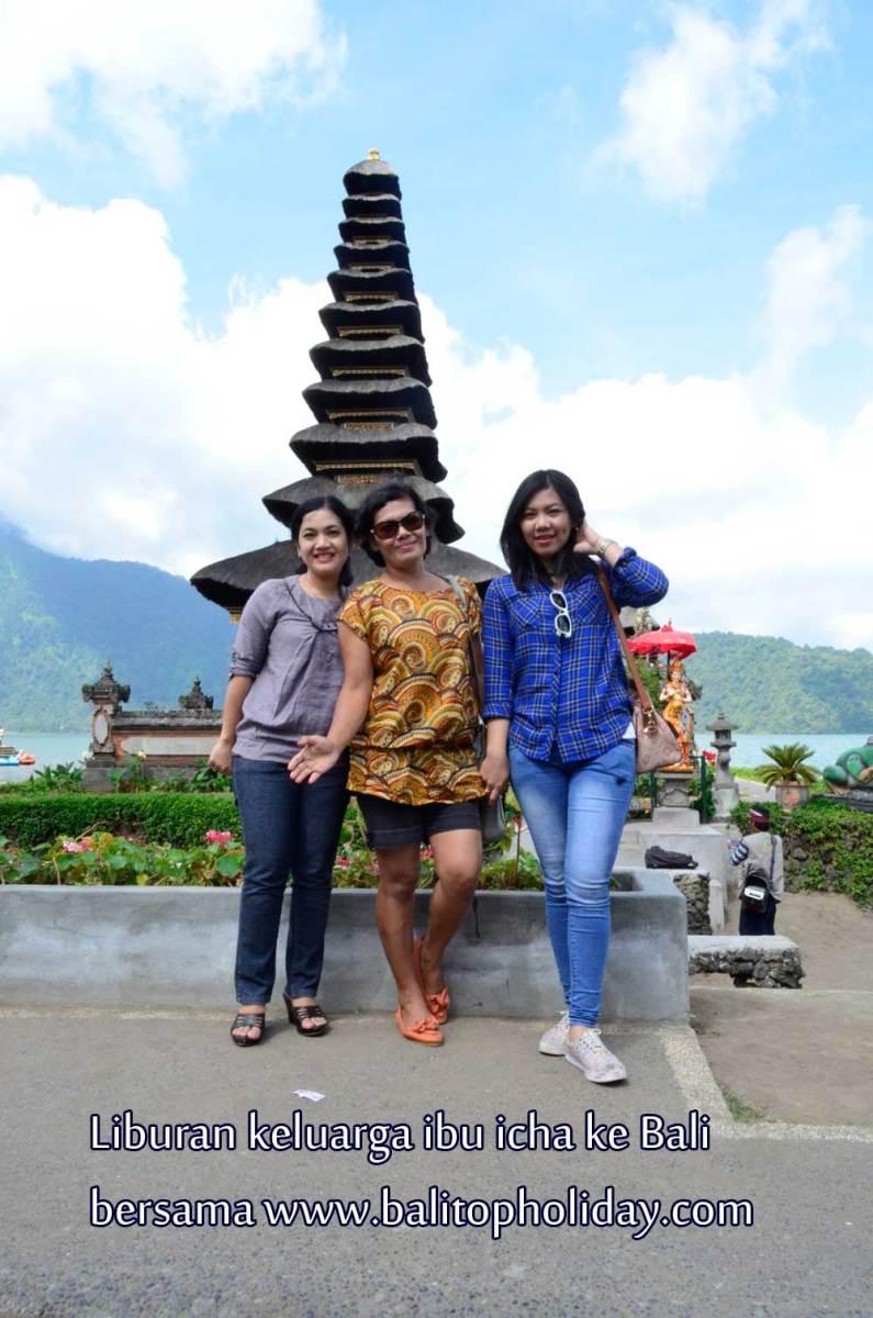 Contoh Rencana Perjalanan Selama Liburan di Bali
