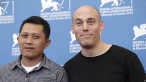 Film Senyap - Adi Rukun dan Joshua Oppenheimer. Sumber : google