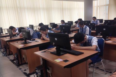 bakat anak ujian nasional
