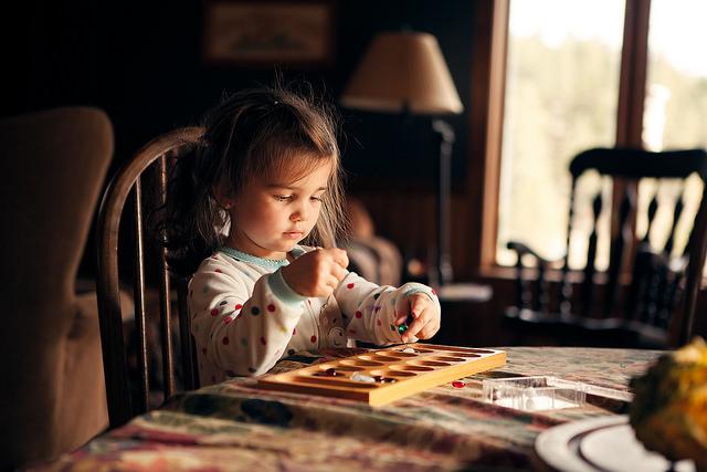 bakat anak rahasia anak kreatif