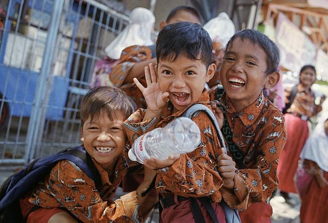 bakat anak kebahagiaan anak finlandia
