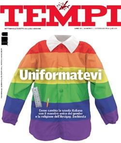 PROTEGER LOS DERECHOS DE LA INFANCIA En Italia los padres se organizan contra el bombardeo ideológico gay en las escuelas.