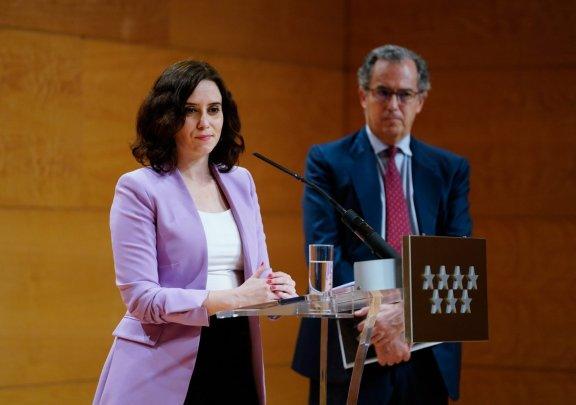 Madrid recurrirá en el Tribunal Constitucional la ley de educación de Sánchez