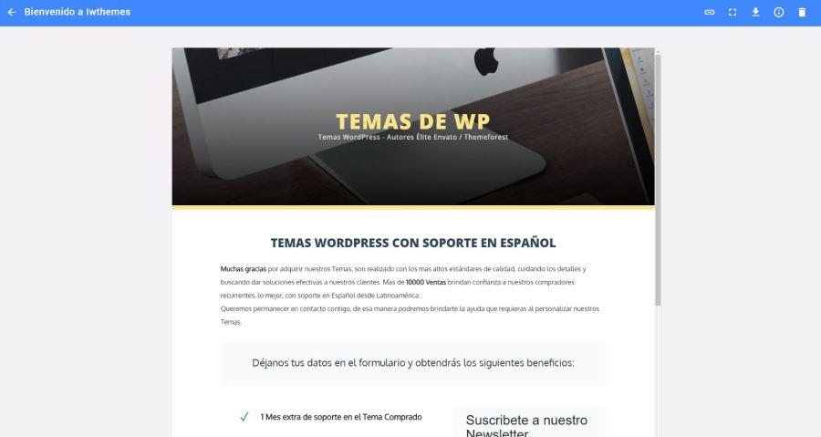 Blisk navegador para desarrolladores | Temas de WordPress