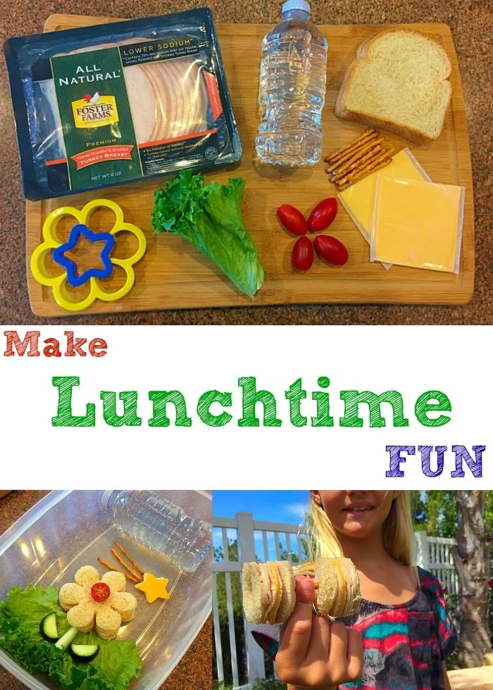 Fun And Easy Things Make Lunch