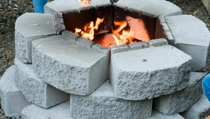 Cheap Fire Pit Ideas The Typical Mom