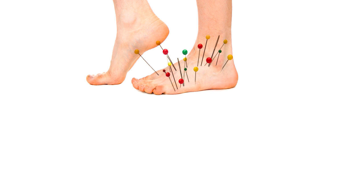 Diabetes Patients suffer from Peripheral Neuropathy Pain