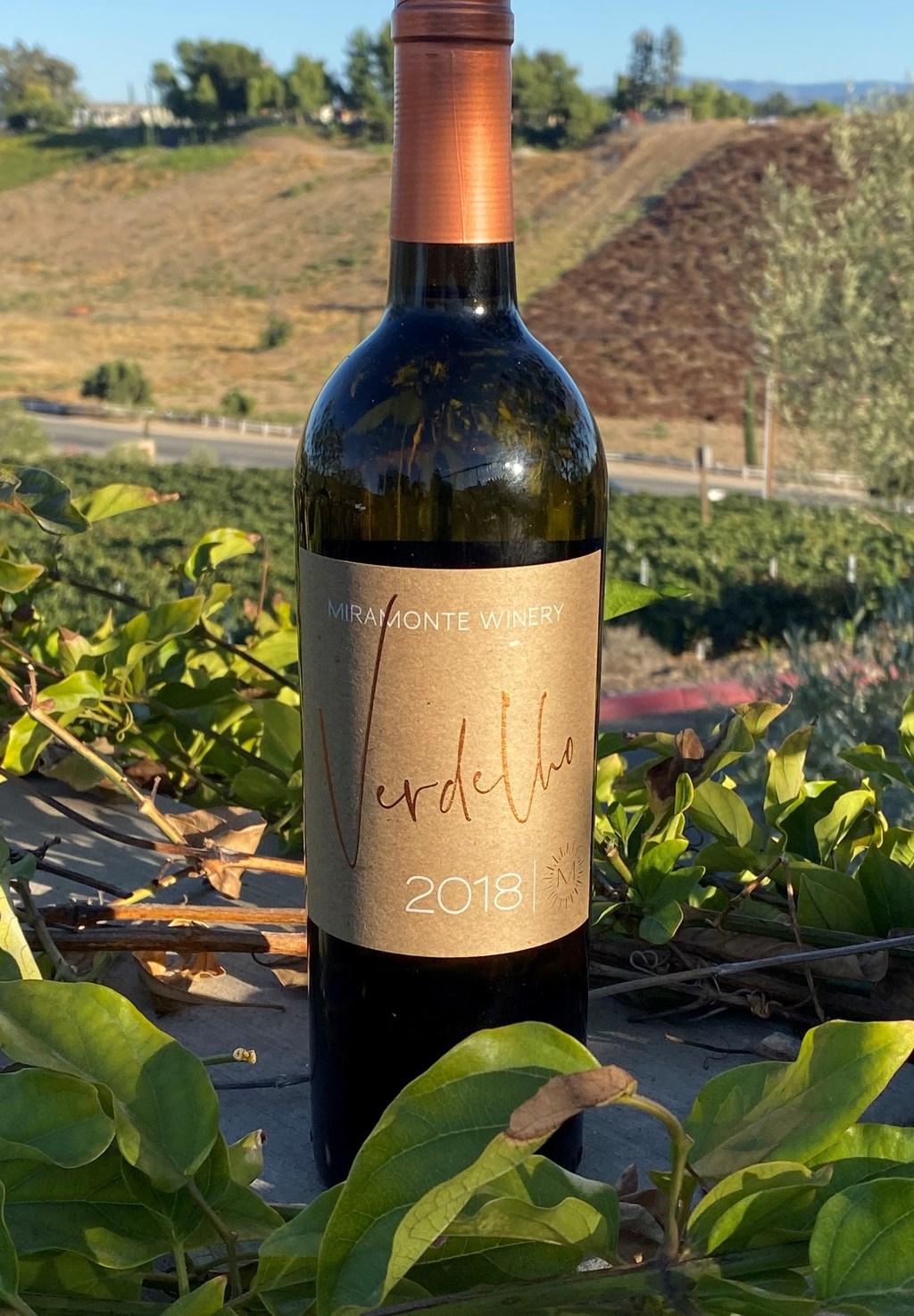 Miramonte Winery 2018 Verdelho
