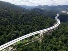 Jambatan Tertinggi Malaysia