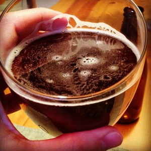 Delicious Nut Brown Ale