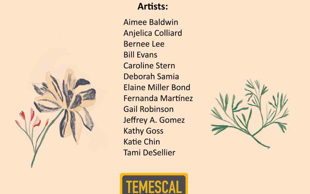 Oakland Art Month: A Pop-Up Gallery Comes to Temescal Works